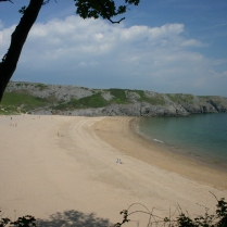 Barafundle Beach, Pembroke