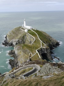 South Stack Lighthouse, Anglesea